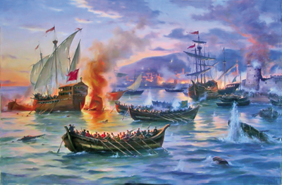 Лицарі Чорного моря – запорожці