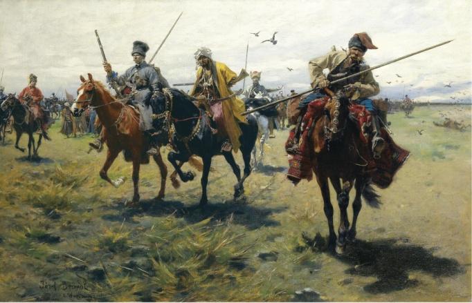 Володарі степу – козаки